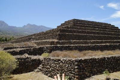 Yacimiento arqueologico de Guimar