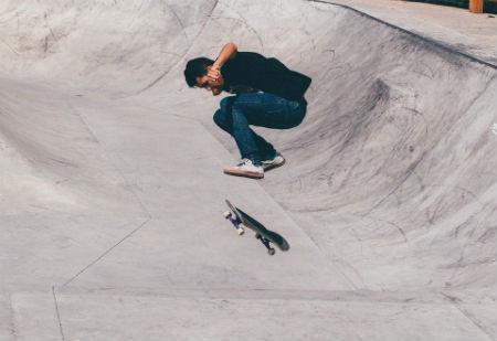 El skate una cultura urbana
