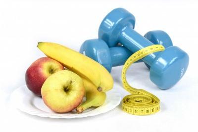 Equilibrio entre alimentacion y deporte