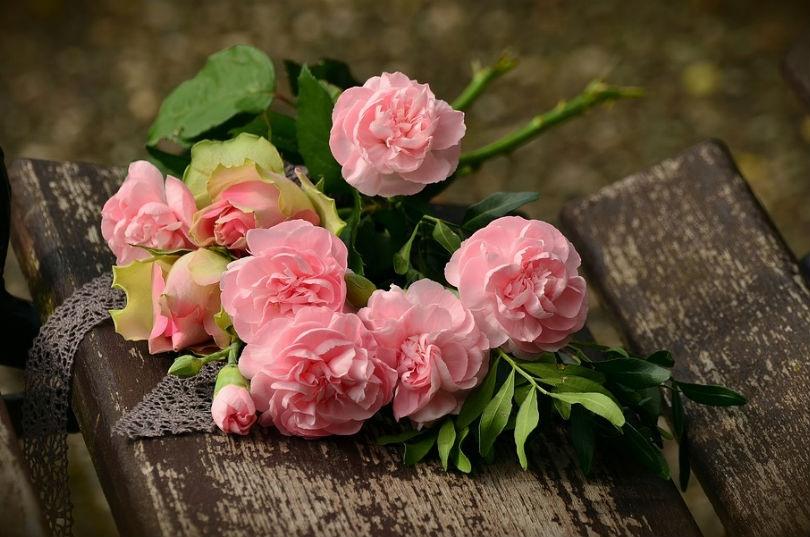 Enamorar con flores