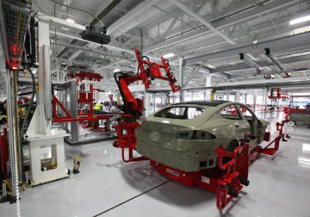 fabricacion de coches en España