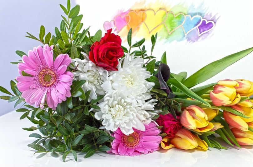 Beneficios de las flores para nuestra salud