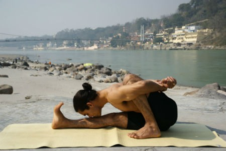Ashtanga Yoga con Manju Pattabhi