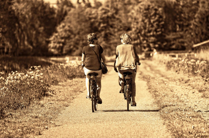 Bicicleta como medio transporte