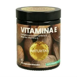 Vitamina E en cápsulas de Naturistas