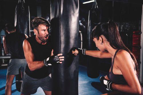 Escuela de Boxeo en Madrid