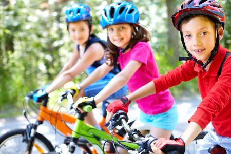 Práctica de deportes en la infancia