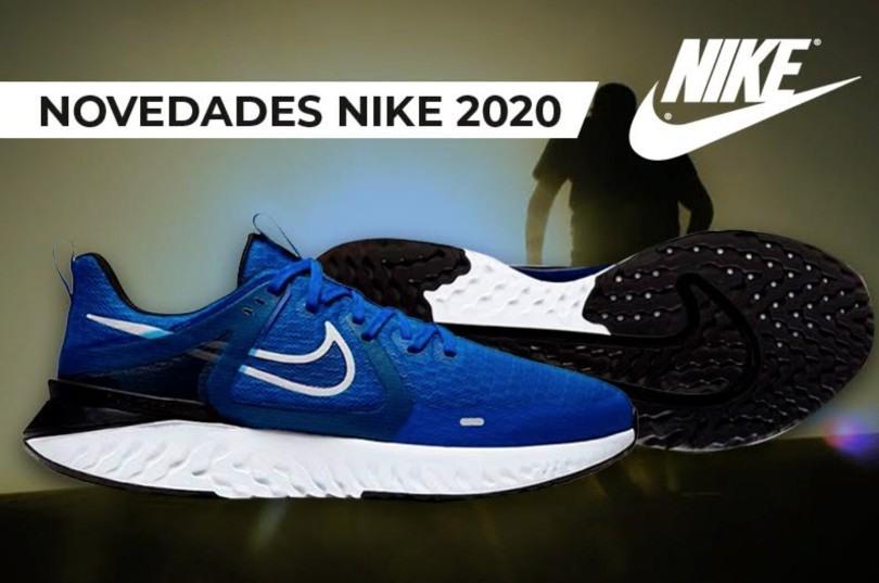 Novedades de Nike running 2020