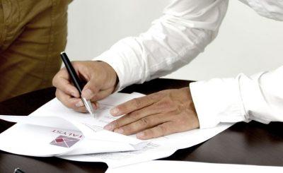 Servicio de poder notarial