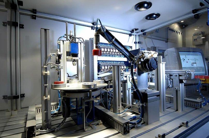 innovación en las empresas de maquinaria industrial