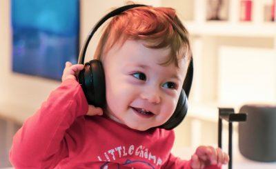 Música relajante para niños