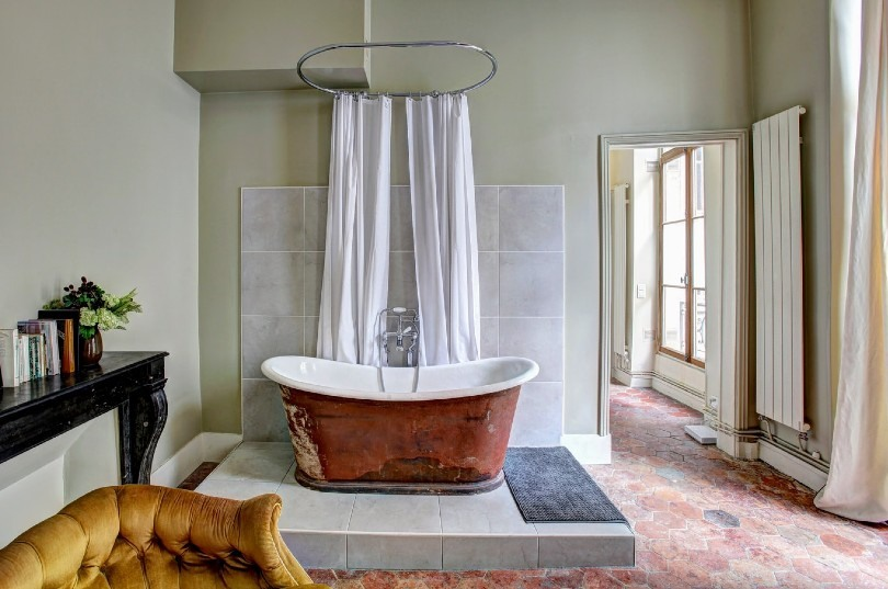 Decora tu baño con un radiador de diseño