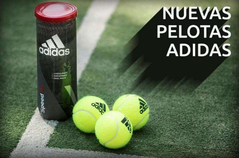 Nuevas pelotas Adidas