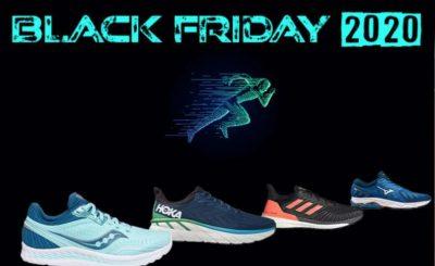 Mejores zapatillas de running en el Black Friday 2020
