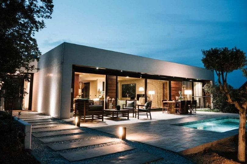 Cómo mantener casas prefabricadas de hormigón