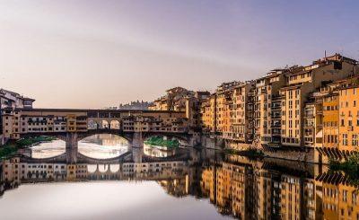 Viaje romántico por Italia