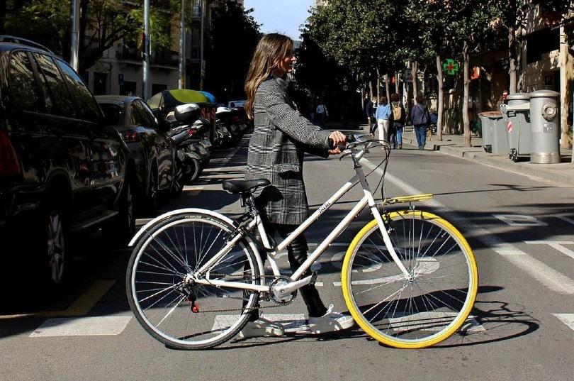 Beneficios de ir en bici al trabajo