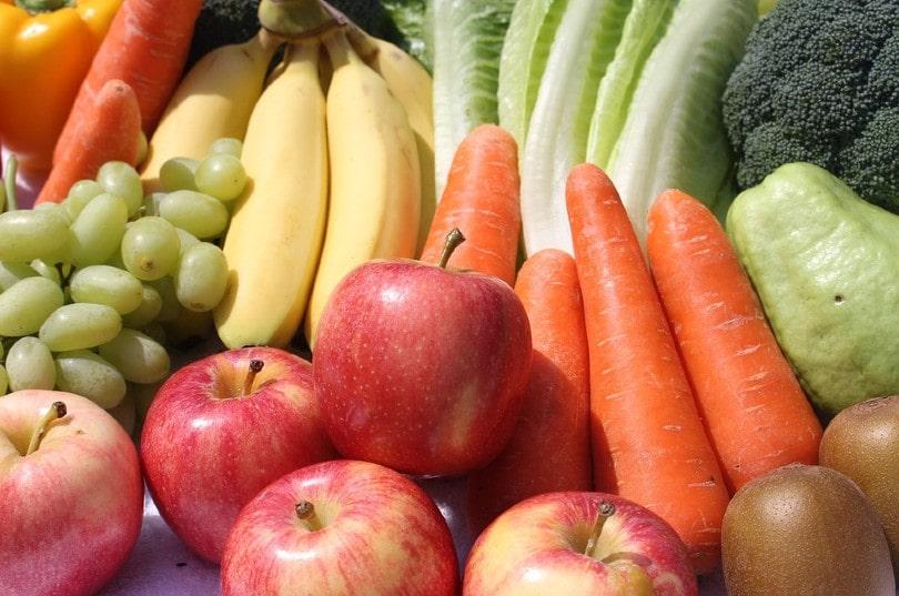 Beneficios fruta y verdura ecológicas