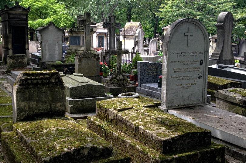 Cómo elegir una lápida